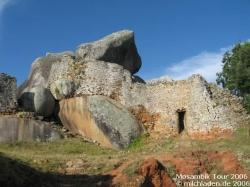 Simbabwe - Reisen - Felsen
