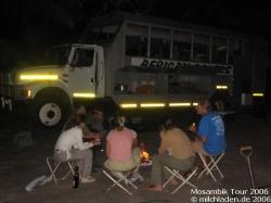 Mosambik - Reisen - Camping