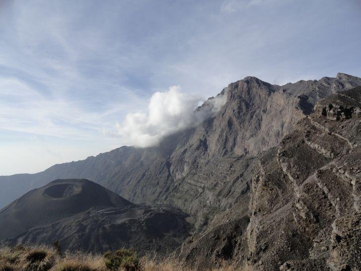 Mt. Meru - Caldera