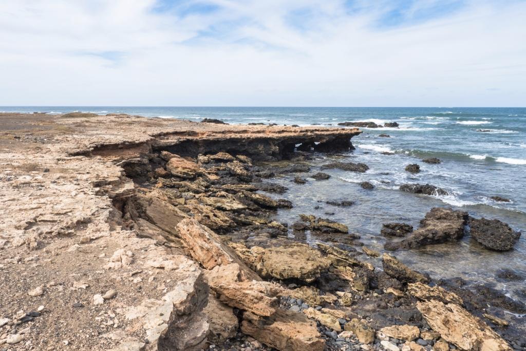 Boa Vista - Kapverden-Reisen mit Kindern - Urlaub - Kapverdische Inseln -  Familienreise - Landschaft - Meer - Strand